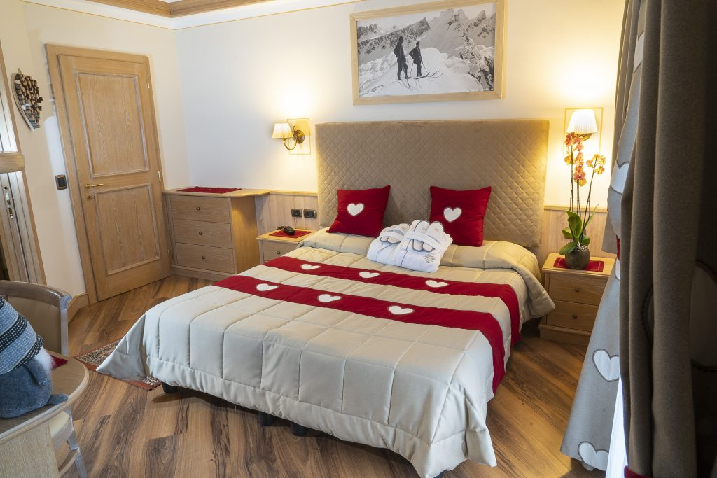 double room hotel alle alpi beauty e relax