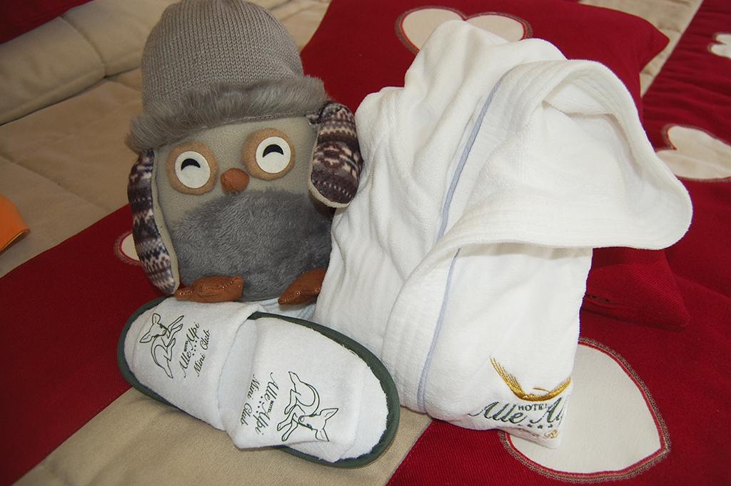 set wellness per baby ospiti hotel alle alpi beauty e relax