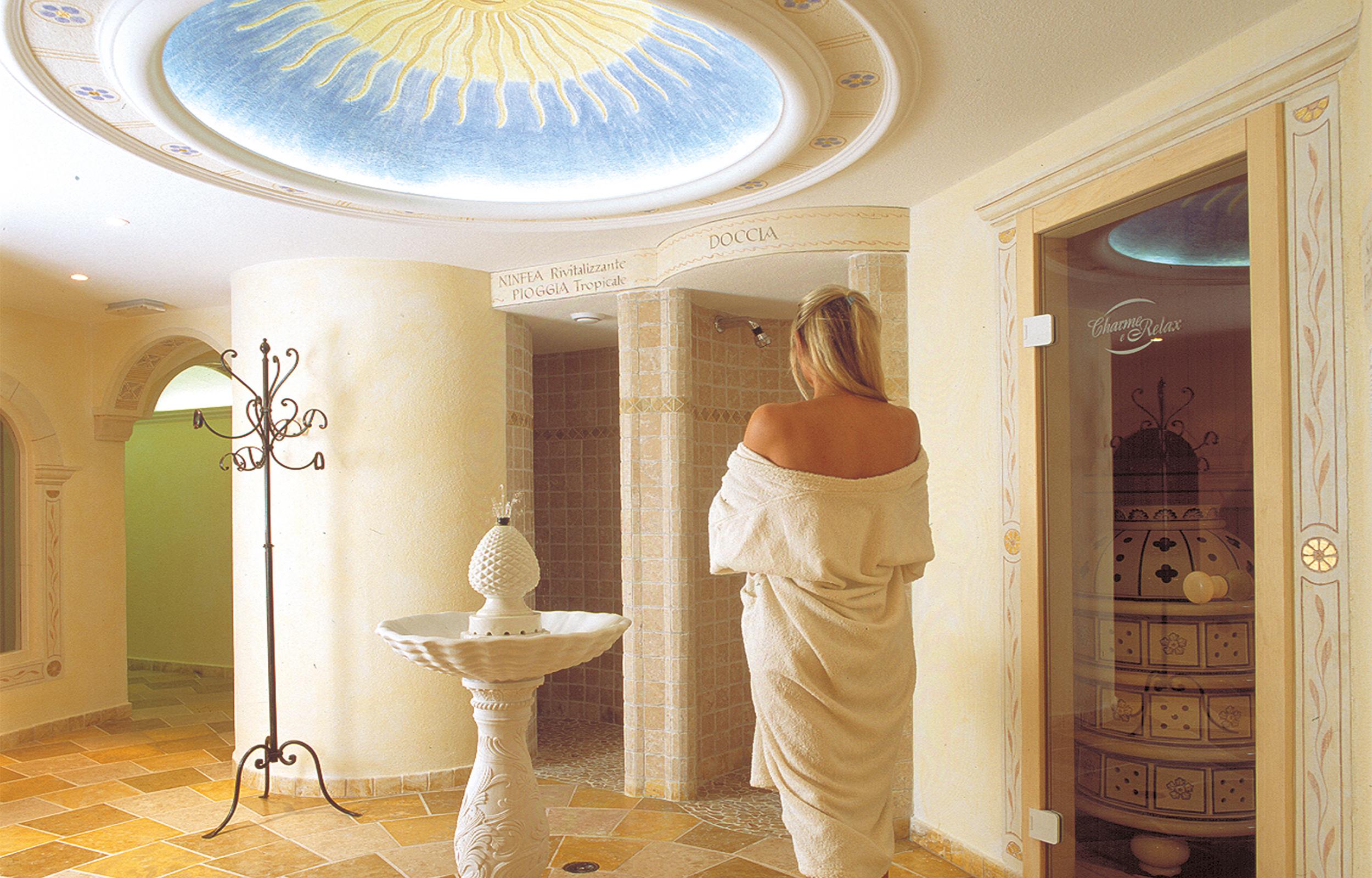 Hotel Alle Alpi Beauty e Relax - Hotel Moena in val di Fassa Trentino, spa relax centro benessere