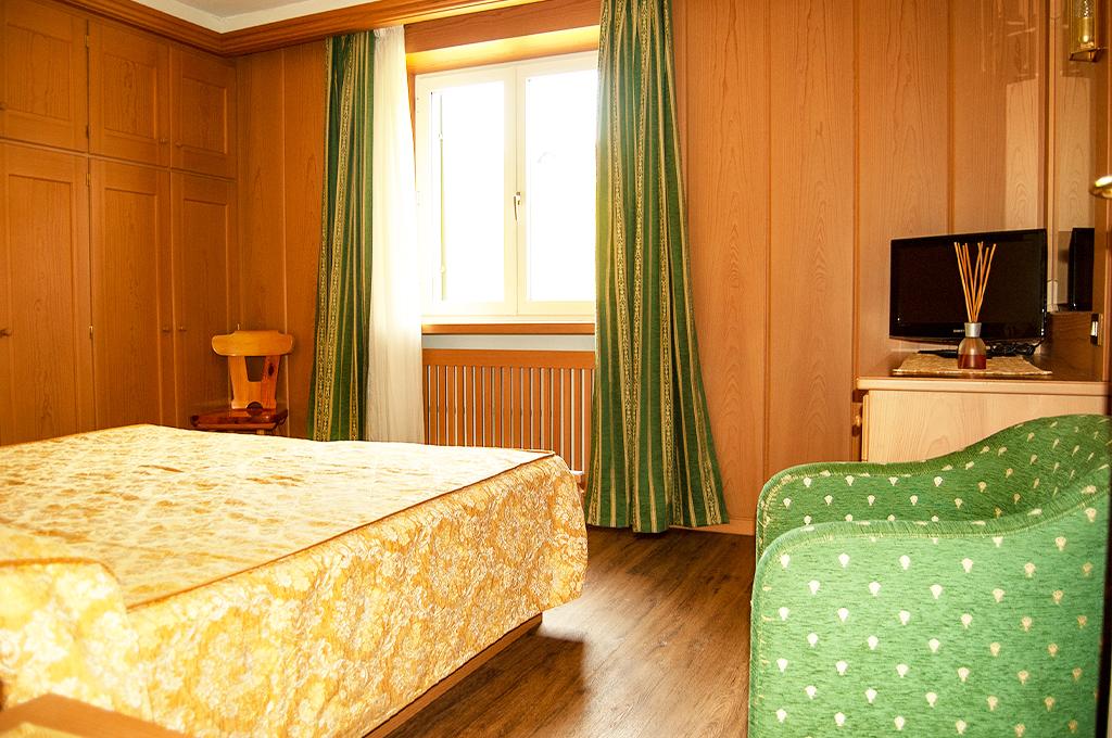 Doppelzimmer der Ferienwohnung Villa Loris