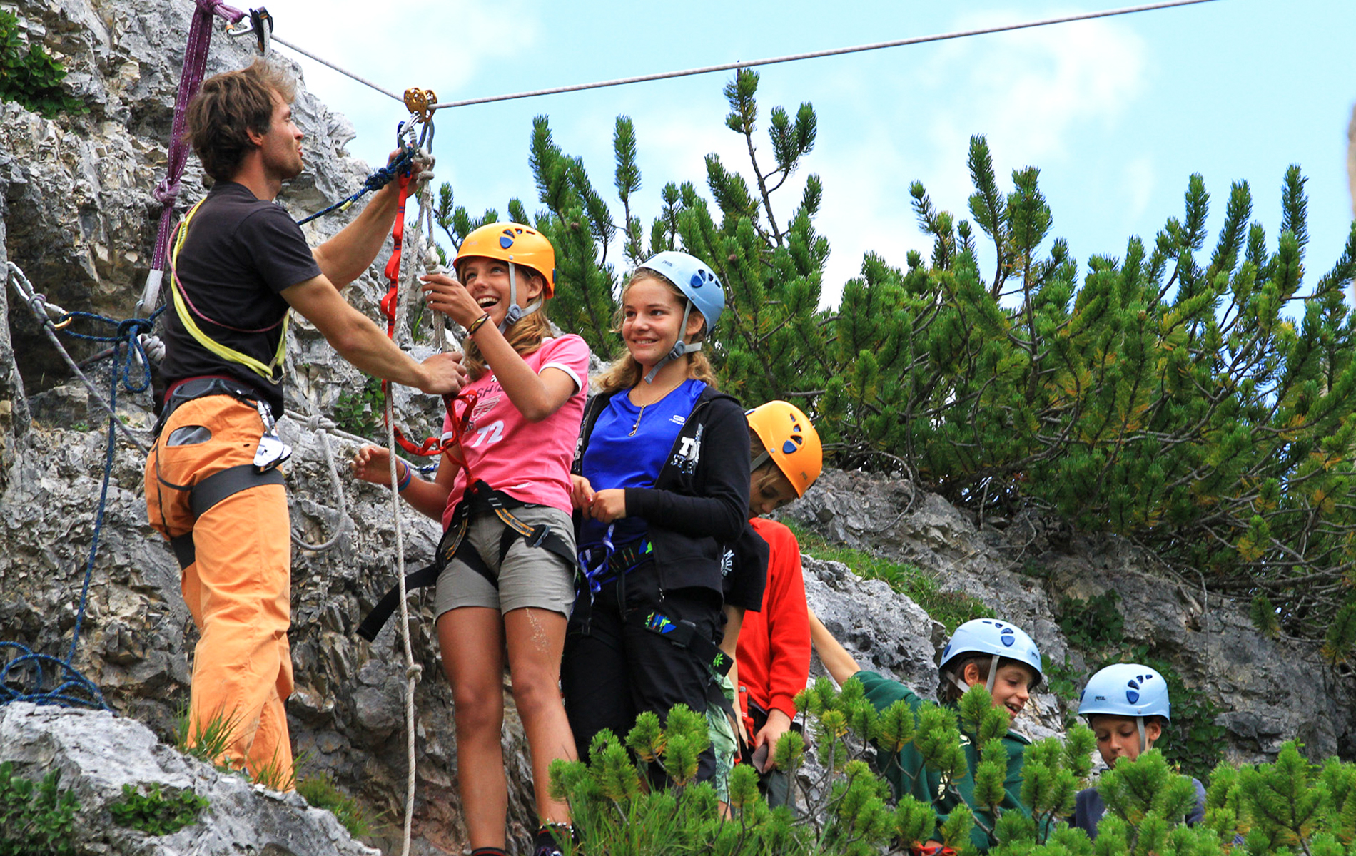 Vacanze famiglia in val di fassa a moena hotel alle alpi for Vacanze in famiglia