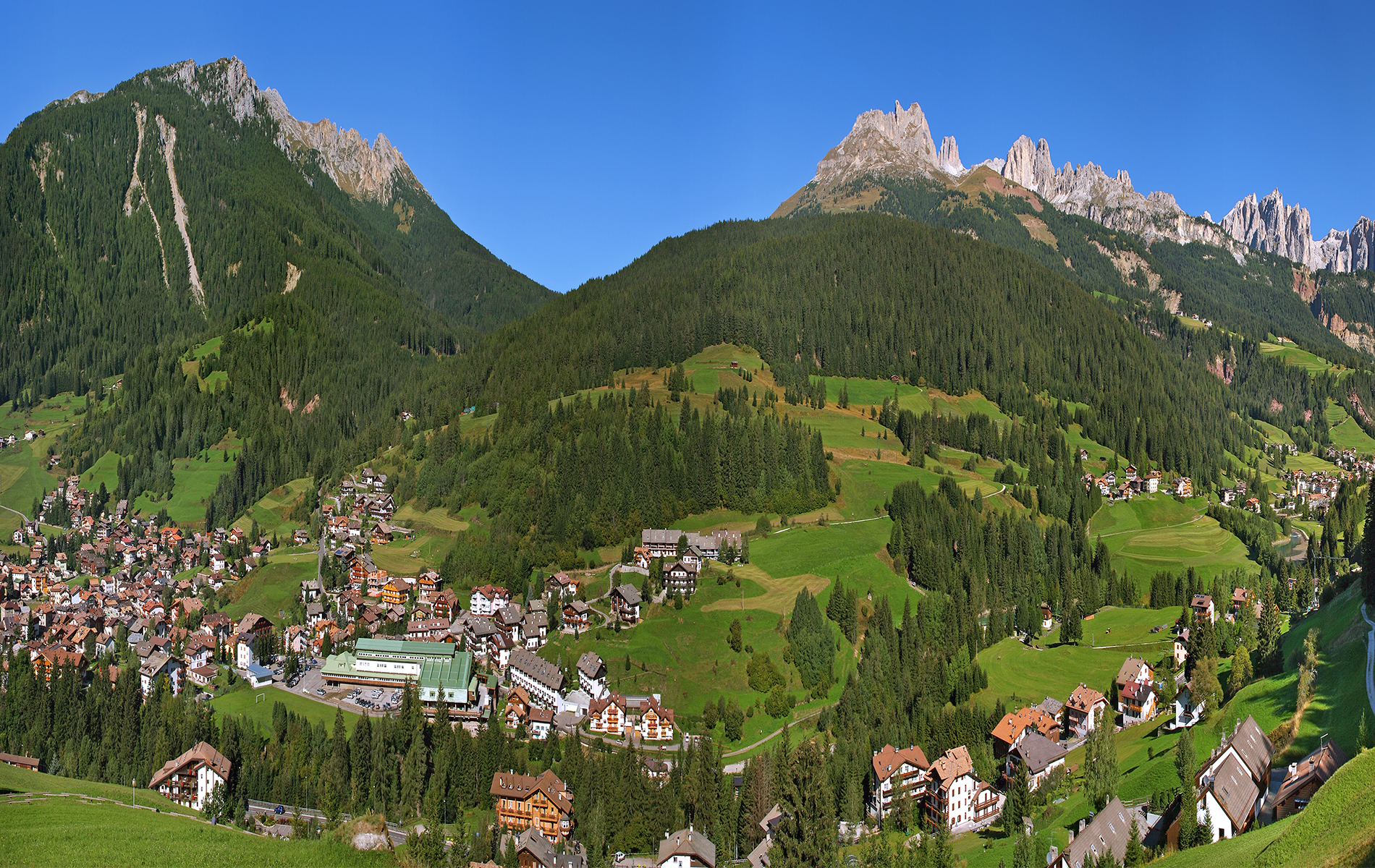 Unser 4-Sterne-Hotel in den Dolomiten: ein Juwel