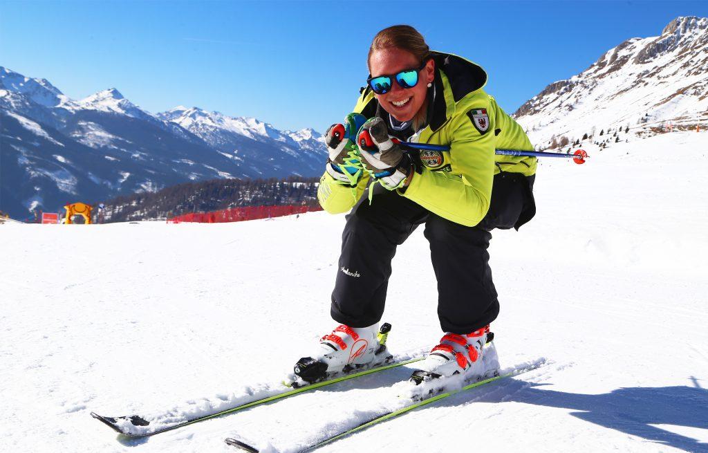 imparare a sciare con i maestri di sci di moena