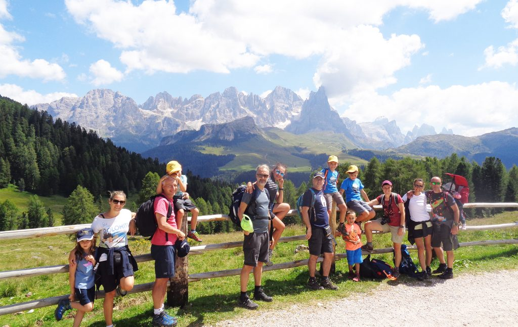 outdoor activities for families in the mountains